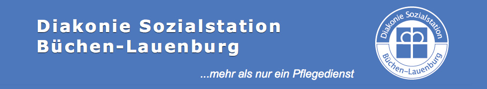 Diakonie Sozialstation Büchen – Lauenburg